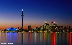 Toronto - noaptea