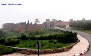 Rabat - Zidurile orasului vechi
