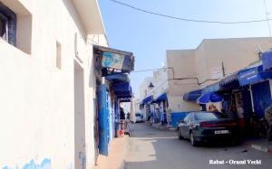 Rabat - Cartiere vechi