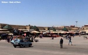 Meknes - Shuk-ul Mare