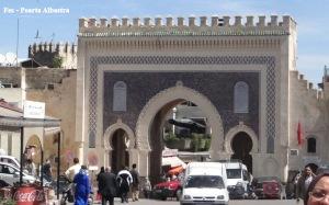 Fez - Poarta Albastra