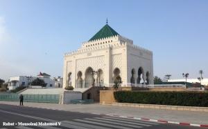 Rabat - Mausoleul Mohabed V